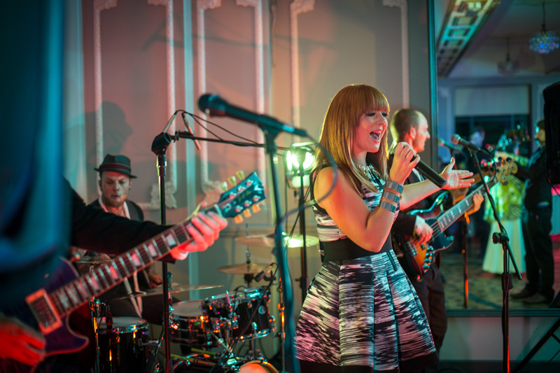 iPopband.co.uk | Wedding at Hammet House by Whole Picture