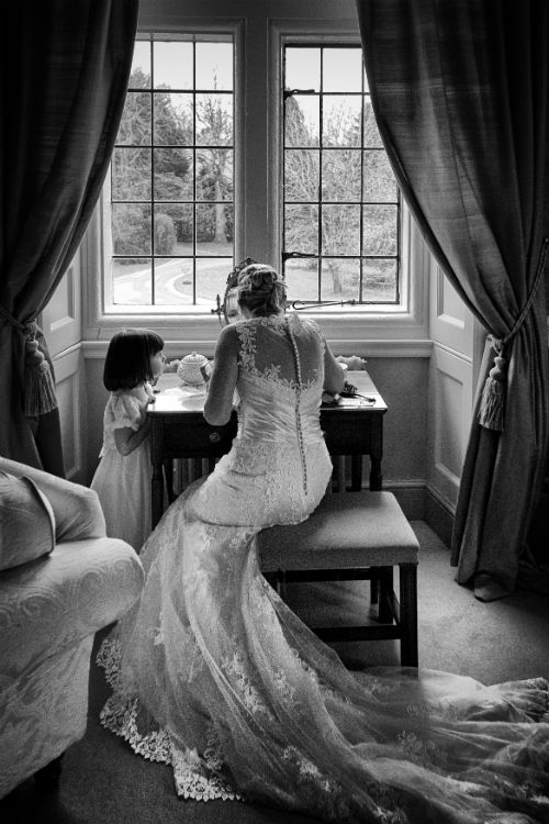 Clearwell Castle Wedding with Sam and Adrian