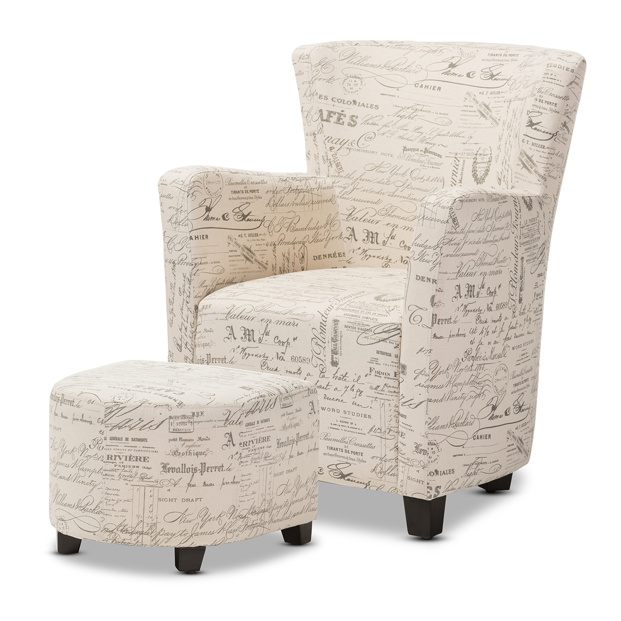 Chairs With Ottoman Wholesale Chair And Ottoman Set Wholesale Living Room Furniture