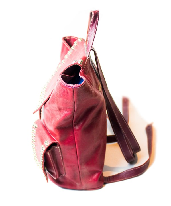 women's leather backpack LP05LB-wbp-2570