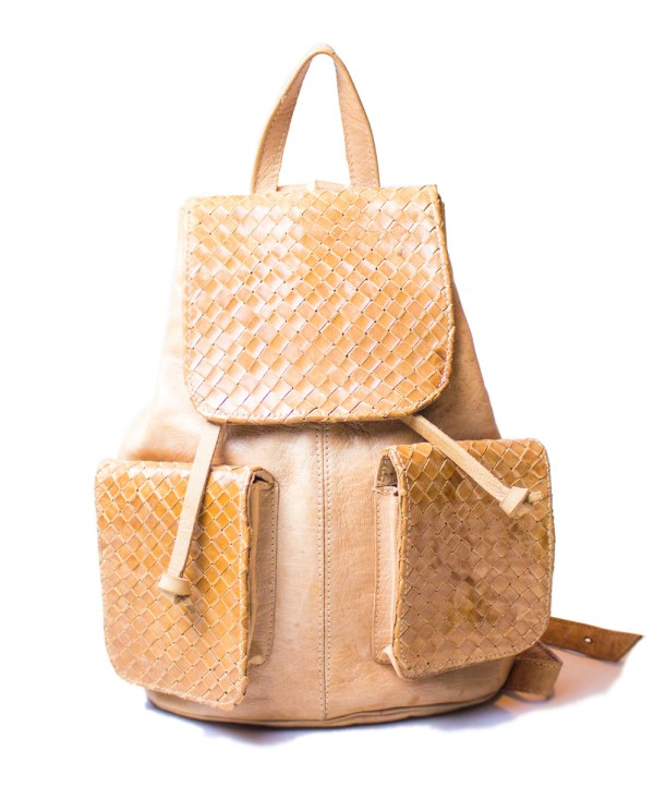 leather backpack Bag LP26LB-bp-0