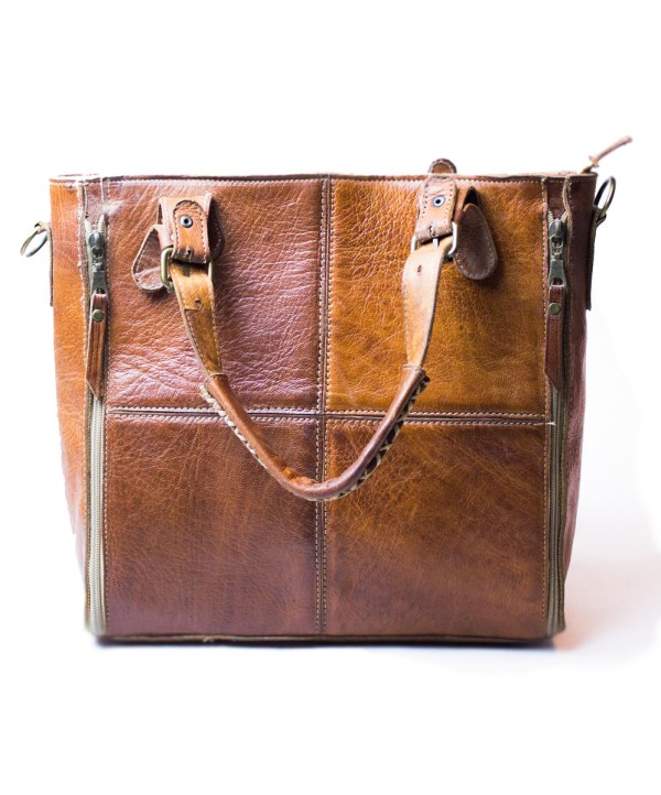 leather Tote hand bag LP09Lb-hb-0