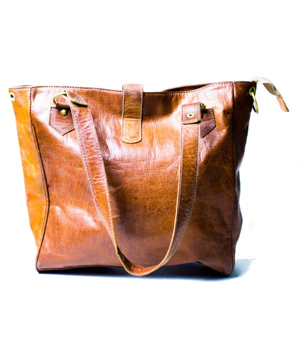leather Tote hand bag LP35LB-hb-2615