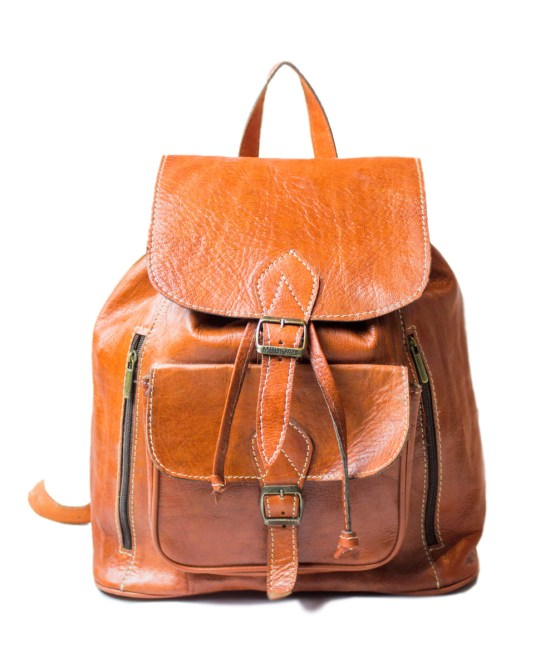 leather backpack LP12LB-bp-0