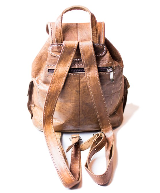 leather backpack Bag LP07LB-bp-2573
