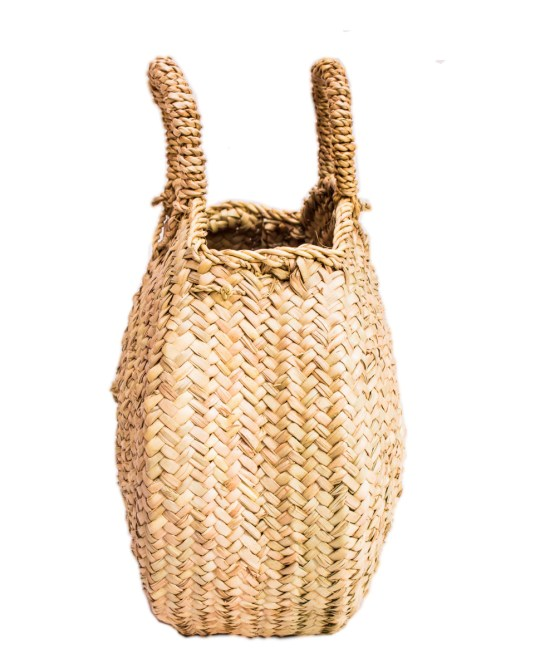 roundly straw basket FP-02CSB-3051