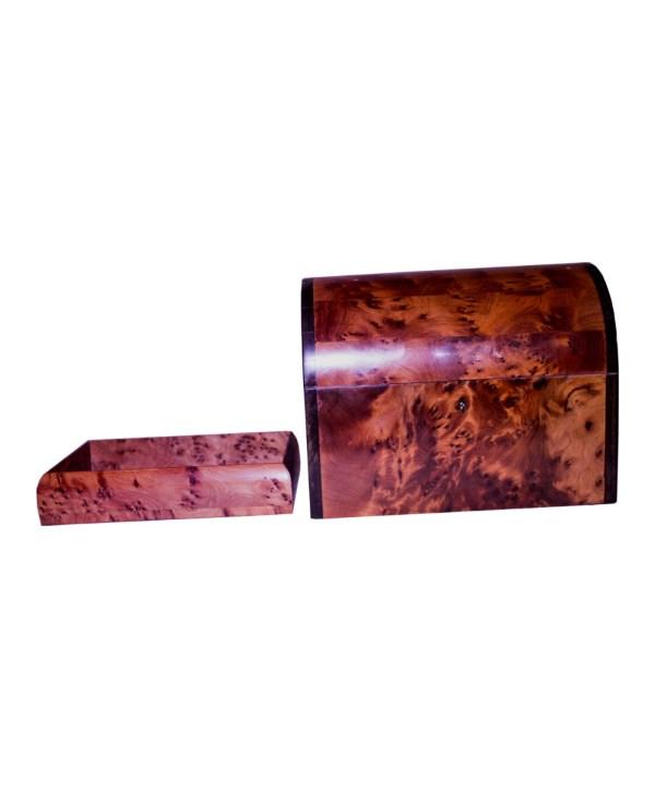 Square wood box SWJB-20-2838