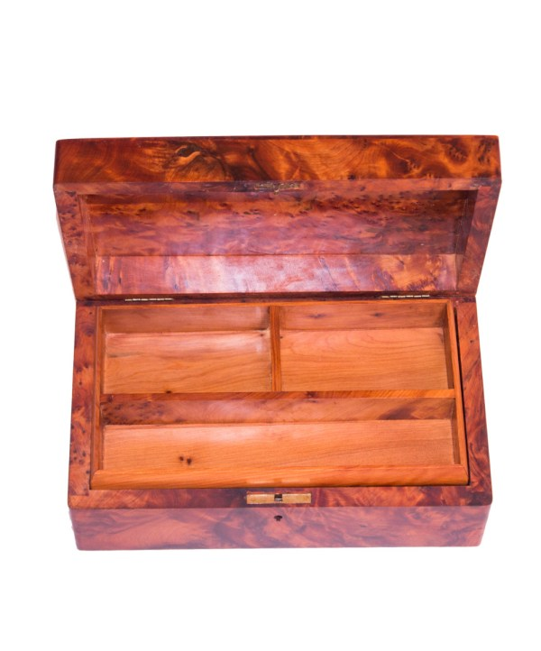 Square wood box SWJB-16-2826