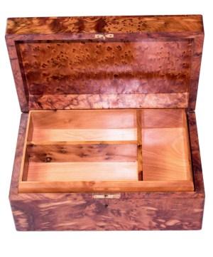 Square wood box SWJB-11-0