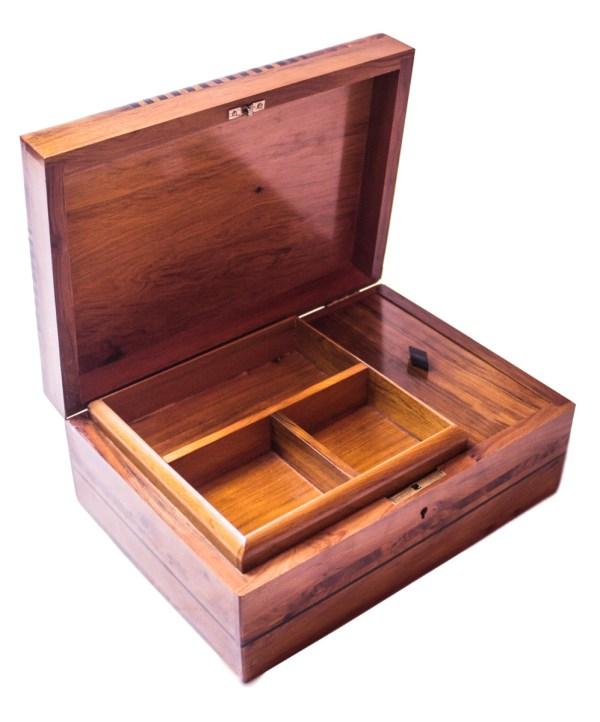 Square wood box SWJB-10-2808