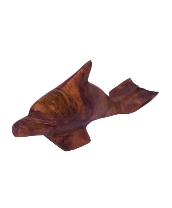 Wooden dolphin WJ05WA-3226