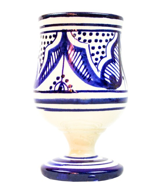Collection Ceramic Jug in Blue and White -3023