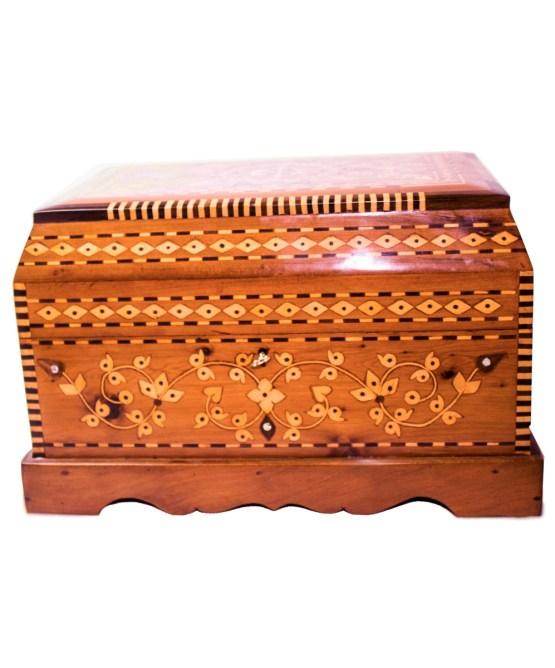 Square wood box SWJB-04-2788