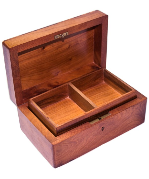 Square wood box SWJB-14-2820