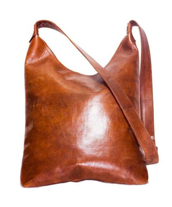 leather Saddle bag-0