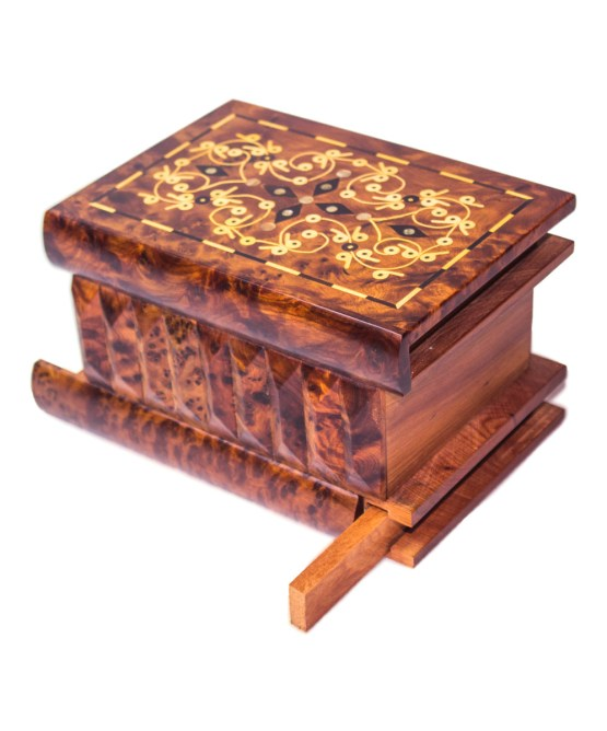 Thuya Wood Mystery Box TW07MB-0