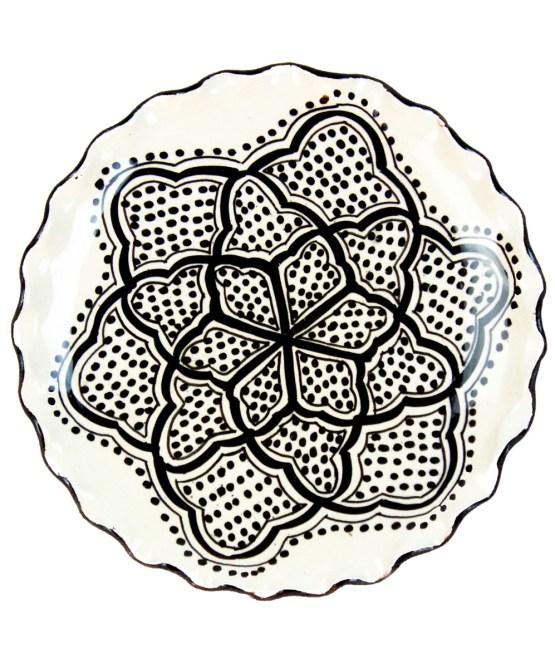 Ceramic Serving Plate CS01DP-0
