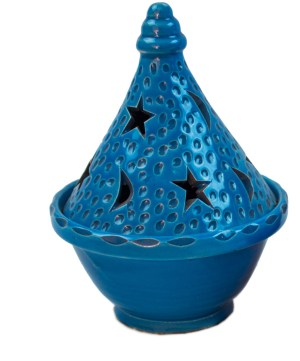 Ceramic candle holder CCH-03-0