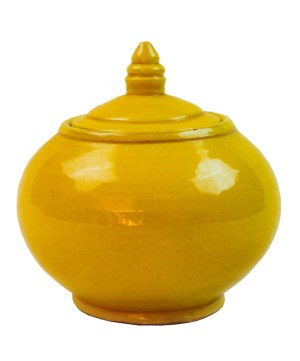 Ceramic Sugar Bowl CSB-01-0