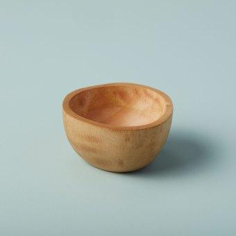 Mango Wood Bowl Small