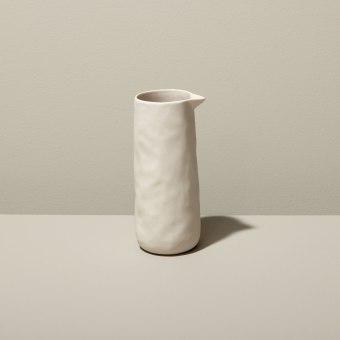Stoneware Pitcher Slate, Small