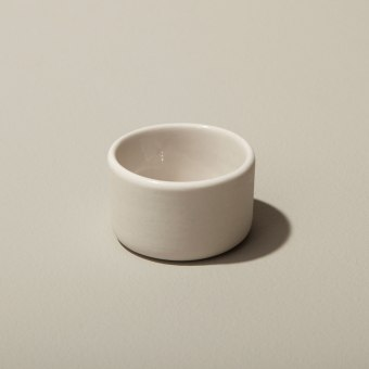 Stoneware Round Cellar, Sterling