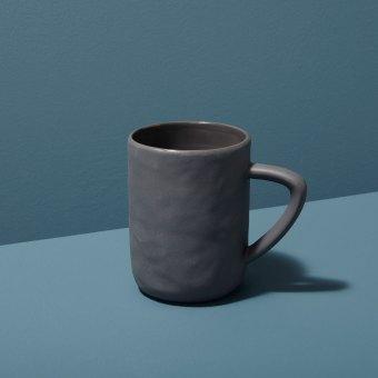 Stoneware Mug, White