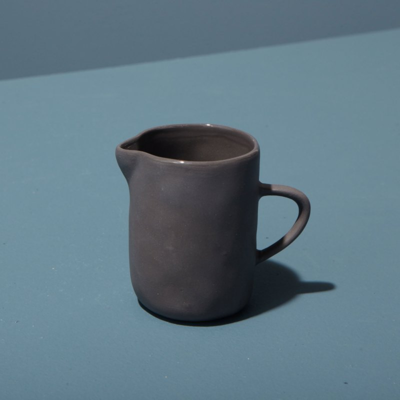 Stoneware Creamer Slate