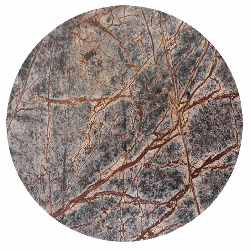 Forest Marble Round Board Large
