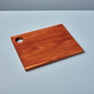 Teak Rectangular Board