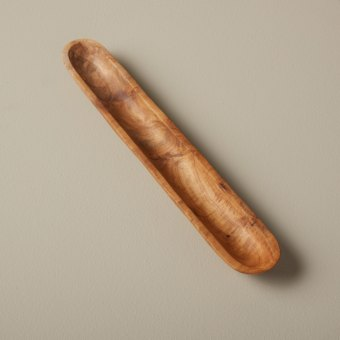 Teak Rolling Pin with Handles