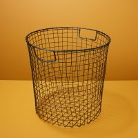 Be-Home_Black-Round-Wire-Basket-Large_87-881