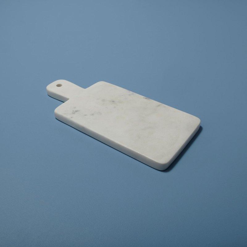 White Marble Mini Board Rectangular