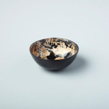 Splatter Horn Bowl, Small