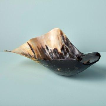 Horn Organic Shape Bowl