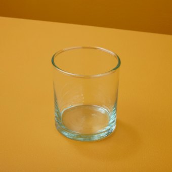 Recycled Glass Stemless Flute