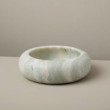Lady Onyx Low Bowl
