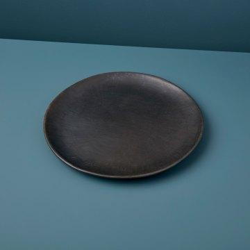 Serpentinite Decorative Plate, Large