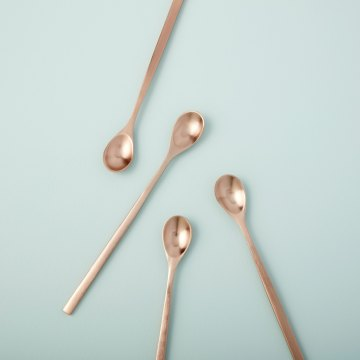 Rosé Stirring Spoons, Set of 4
