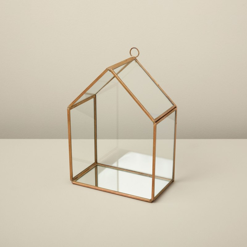 Glass House, Small