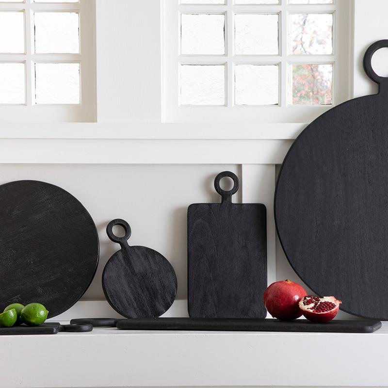 be home material black mango wood RGB