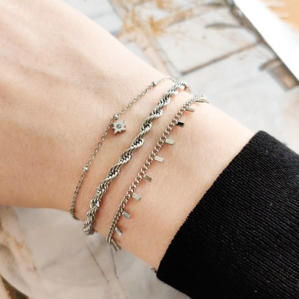 Bracelet sparkling star