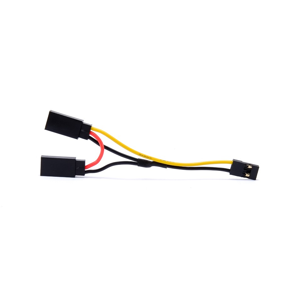 Holmes Hobbies RX Bypass Adapter With Auxiliary Output