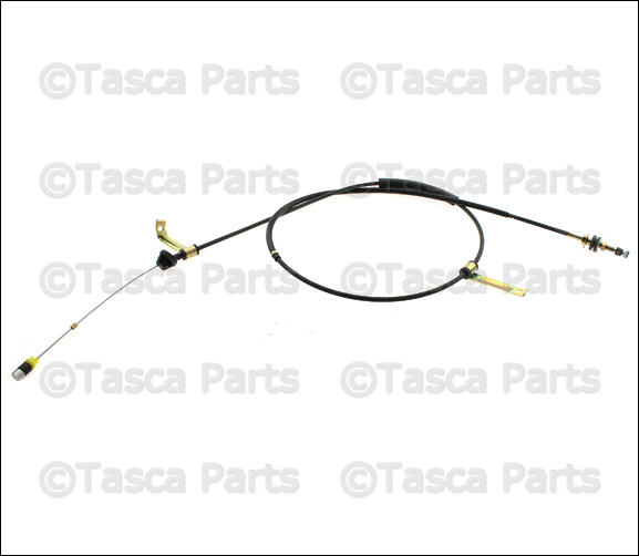 Brand NEW Genuine OEM Mazda Throttle Cable 1987 1991 Mazda