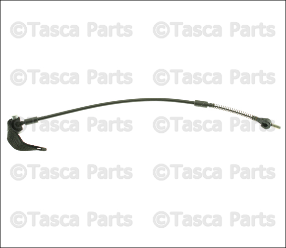 NEW OEM MOPAR FRONT SEAT ADJUSTER CABLE 1999-2000 JEEP