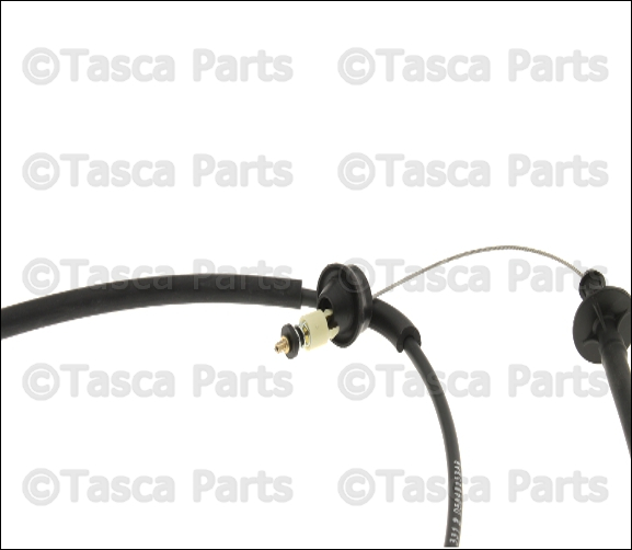 BRAND NEW OEM MOPAR THROTTLE CONTROL CABLE 2003-2005 DODGE