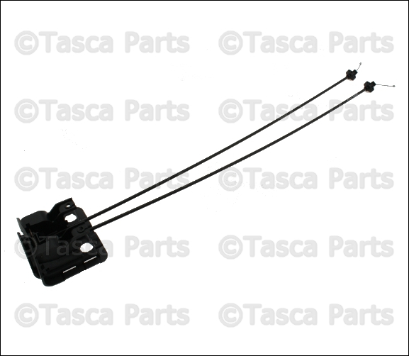 BRAND NEW OEM MOPAR REAR SEAT RELEASE CABLE 2003-2006 JEEP