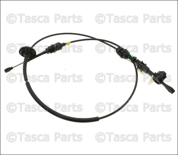 [2006 Dodge Viper Transmission Shift Cable Repair