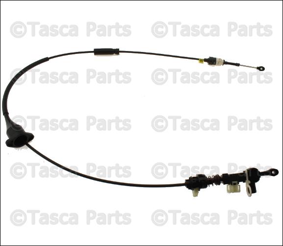 NEW OEM MOPAR AUTOMATIC TRANSMISSION SHIFT CABLE 2002-03