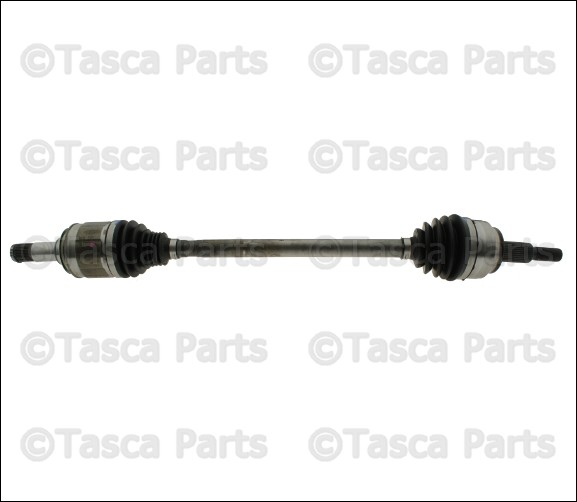 Service manual [2011 Jeep Grand Cherokee Front Axle